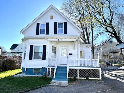 Main Photo: 44 Appleton St, Brockton, MA 02301