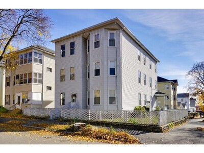 Main Photo: 10 Bedford Ave, Worcester, MA 01604