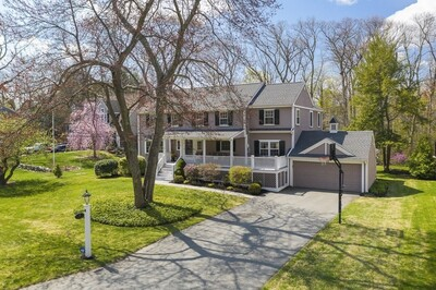 Main Photo: 21 Leslie Rd, Winchester, MA 01890