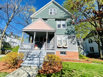 Main Photo: 136 Paine St, Worcester, MA 01605
