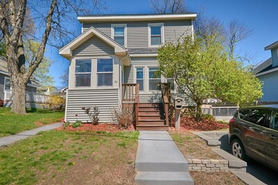 Main Photo: 22 N Worcester Ave, Worcester, MA 01606